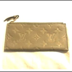 ***SOLD***AUTHENTIC LOUIS VUITTON Key/Card Purse
